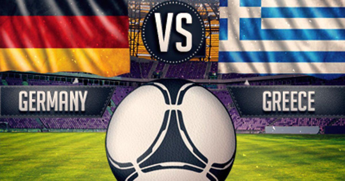 Німеччина - Греція - 4:2 @ 888game.co