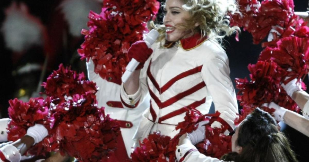 Концерт Мадонни в Києві @ glamurchik.tochka.net