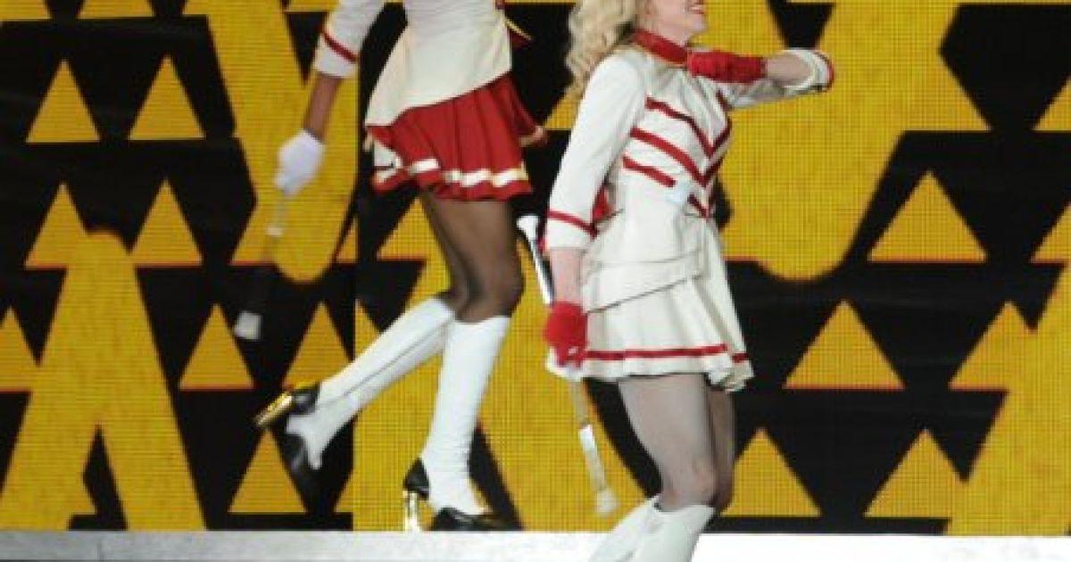 Концерт Мадонни в Києві @ Сегодня