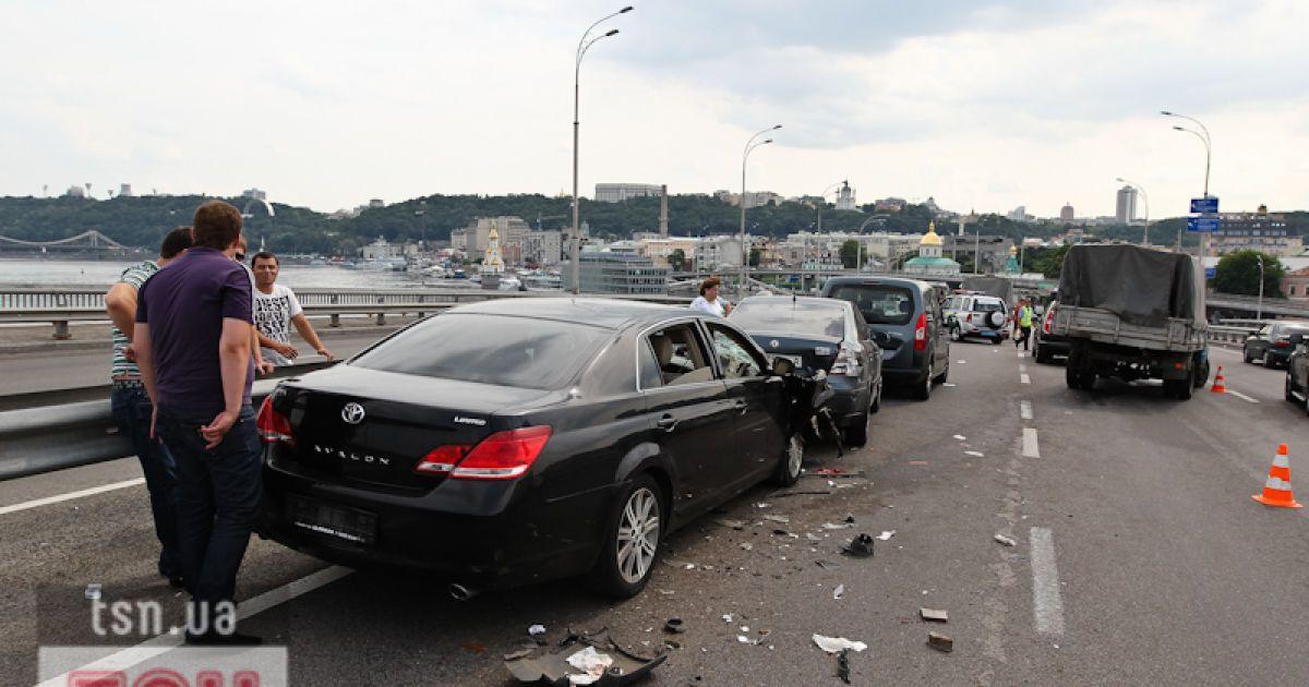 """Винною у ДТП очевидці називають водія """"Тойоти"""" @ Євген Малолєтка/ТСН.ua"""