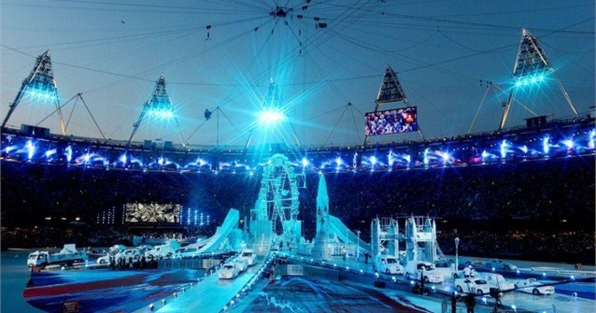 Яскрава церемонія закриття ХХХ Літніх Олімпійських ігор @ london2012.com
