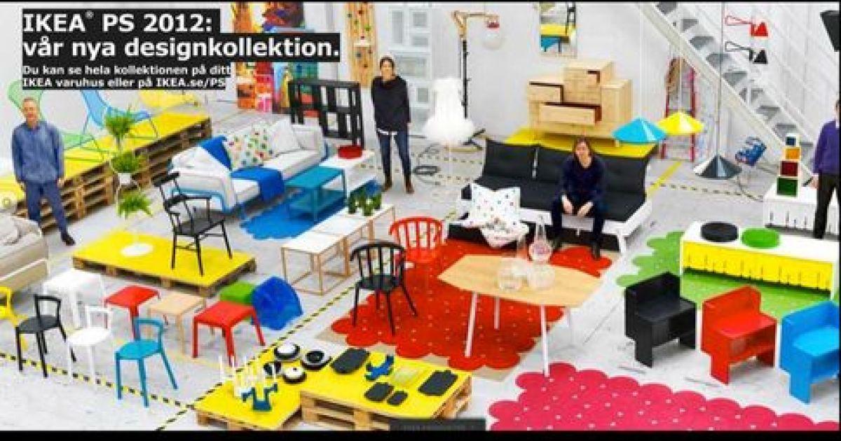 IKEA стерла жінок зі свого каталогу @ swedishwire.com