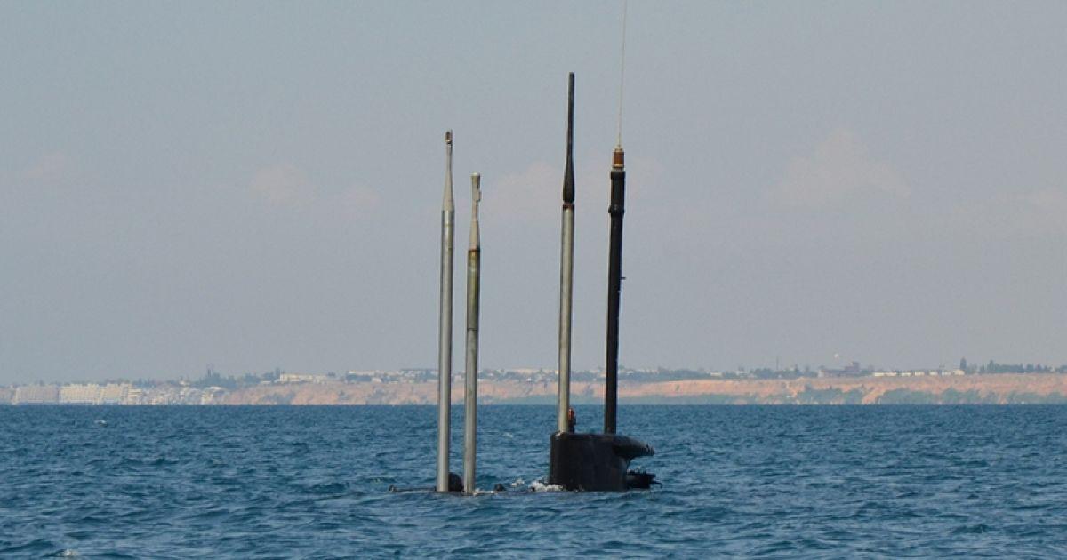 работал телескопическая антенна на подводной лодке фото будет, если вас