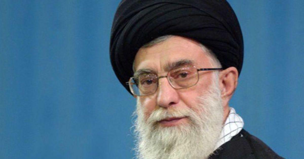 """Иранский духовный лидер """"предвещает"""" гибель Израиля"""