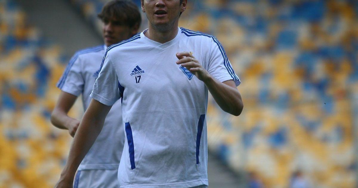 Тарас Михалик @ fcdynamo.kiev.ua