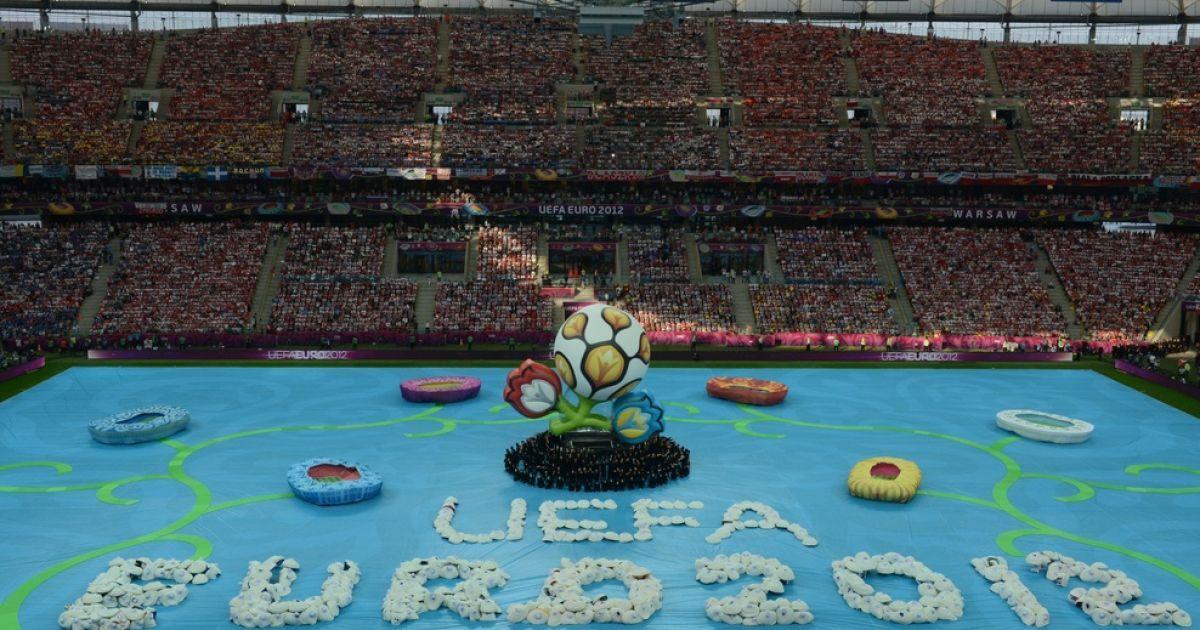 Євро-2012 стартувало @ uefa.com
