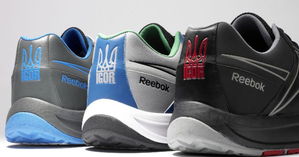 На честь 235-сантиметрового українця зробили кросівки з його ім ям   basket. cdb1d0030159c