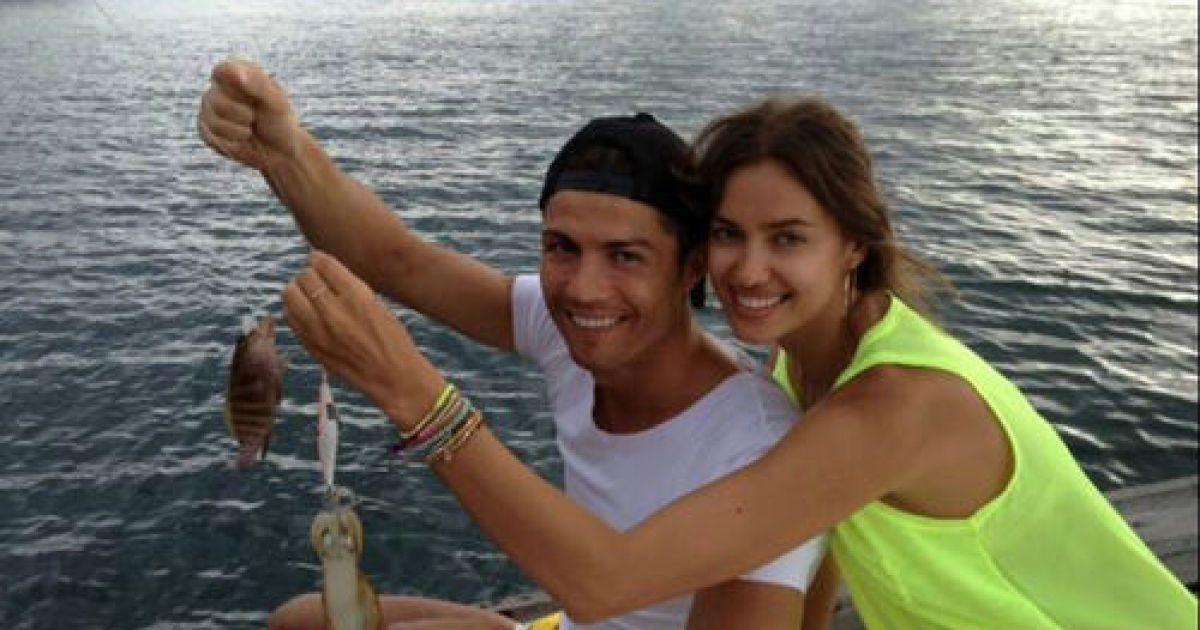 Роналду і Шейк у Таїланді. 2012 рік. @ twitter.com/Cristiano/