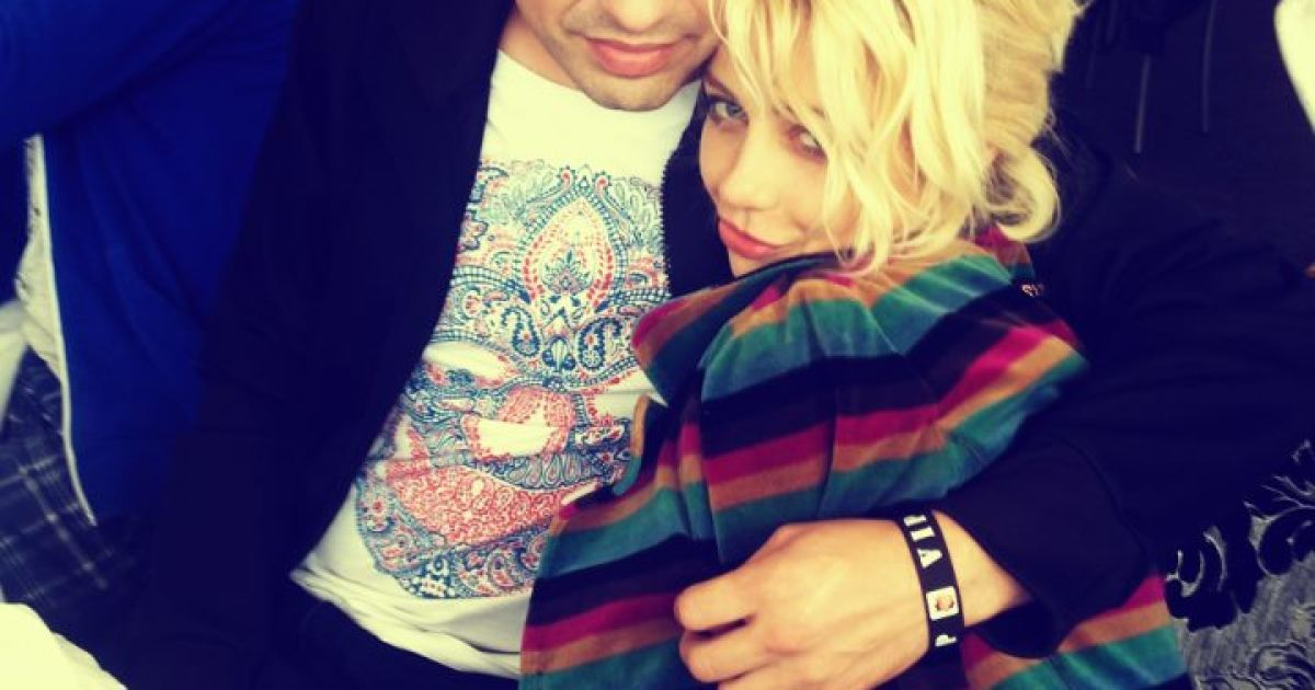 15 июня Тина Кароль и Евгений Огир отпраздновали бы 5-летие брака @ Viva