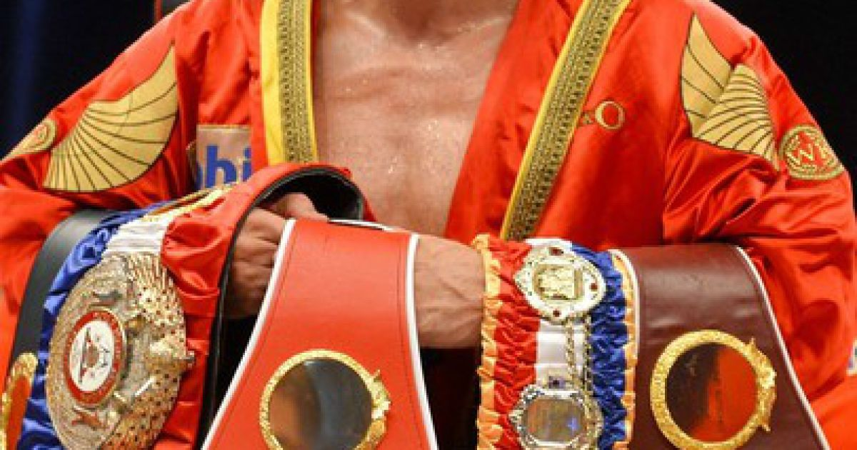 Кличко вдруге за кар'єру побив Томпсона @ klitschko.com
