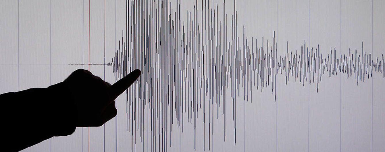 Берег Греции за полчаса всколыхнули сразу три землетрясения