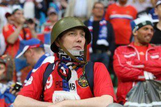 Украинские и российские болельщики подрались во Львове
