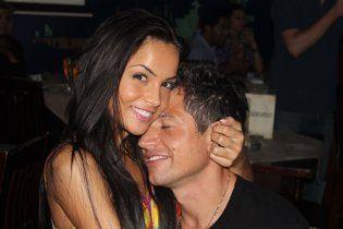 Нова подруга Джеджули - копія його колишньої дружини Санти Дімопулос