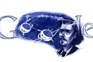 Google впервые разместил дудл, посвященный украинцу