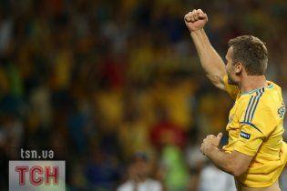 Шевченко сам решит, играть ли ему против Англии