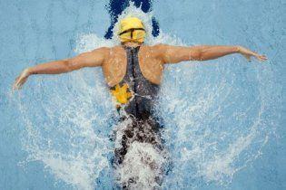 Американка побила світовий рекорд з плавання батерфляєм