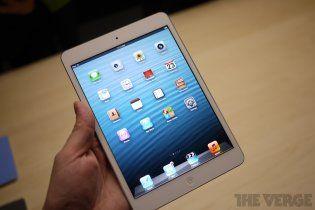 Новий iPad порадує юзерів 128 гігабайтами пам'яті