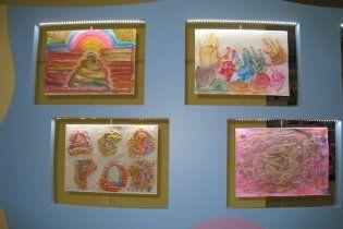 Діти-аутисти за допомогою мистецтва змогли виразити себе