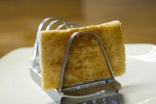 Ломоть жареного хлеба со свадьбы принца Чарльза ушел с молотка