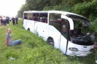 Украина не выдаст водителя, который разбил автобус с паломниками