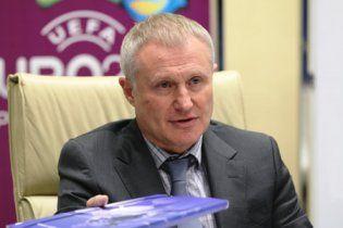 Григорій Суркіс призначений віце-президентом УЄФА