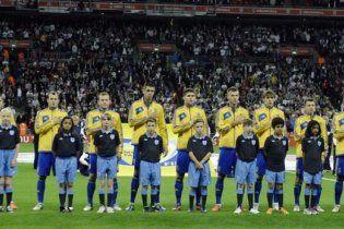 Україна скотилася до рівня Панами і Замбії у світовому футбольному рейтингу