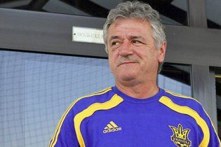 Баль заменит Блохина в сборной Украины