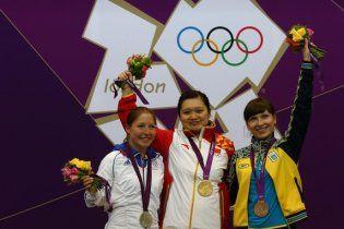 Україна завоювала першу медаль на Олімпіаді-2012