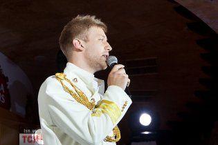Іван Дорн запізнився на власний концерт на три години