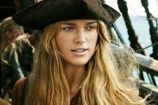 """Зірка фільму """"Пірати Карибського моря"""" йде з кіно"""