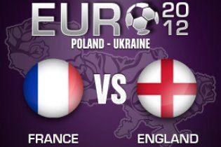 Франція - Англія - 1:1. Донецький мир