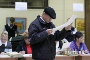 На виборах 2012 пораховано 92% голосів: УДАР обійшов комуністів