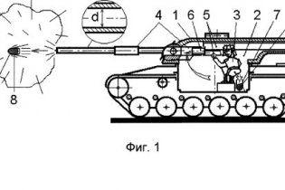 Россиянин запатентовал танк, стреляющий солдатским дерьмом