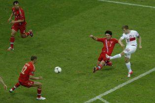 Польща - Росія - 1:1. Важливе очко для господарів Євро-2012