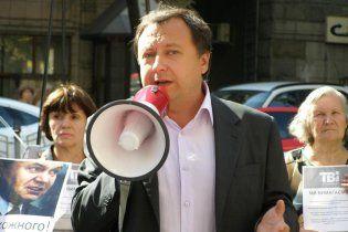 Княжицький переконує, що його переслідують через заборону російських серіалів