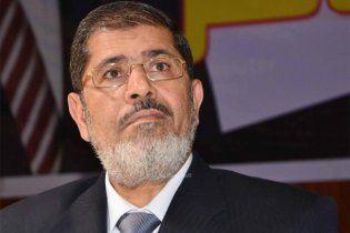 """Прибічники Мурсі назвали події в Єгипті """"військовим переворотом"""""""