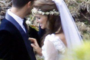 З'явились фото-докази весілля Наталі Портман