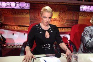 Волочкова с помощью стилистов стала очень женственной