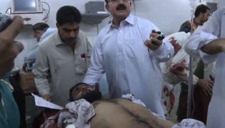 В результаті потужного вибуху у Пакистані загинуло 15 людей