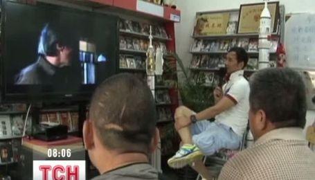 У китайських кінотеатрах показують кіно сліпим