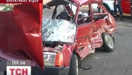 Троє людей загинуло у ДТП в Херсоні