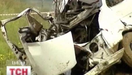 Крупная авария в Польше унесла жизни девяти украинцев