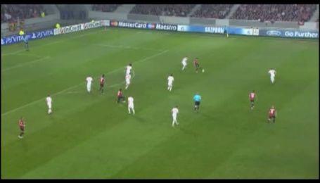 Лилль - Бавария - 0:1. Обзор матча