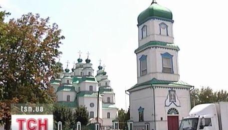 В Новомосковске началась реконструкция уникального деревянного храма 18 века