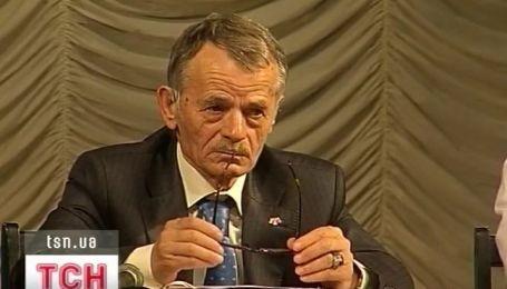 Мустафа Джемилев хочет в отставку
