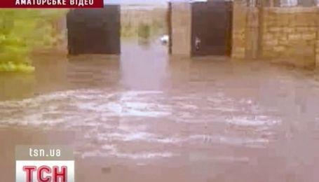 Непогода снова наносит удар по Одесской области