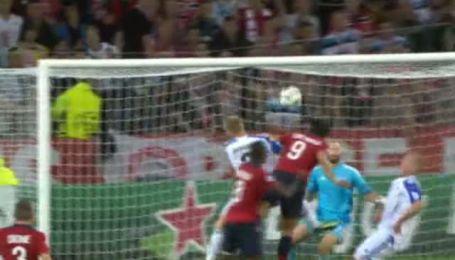 Лилль - Копенгаген - 2:0. Обзор матча