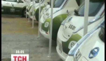 В одному з найбільших міст світу запустили таксі майбутнього