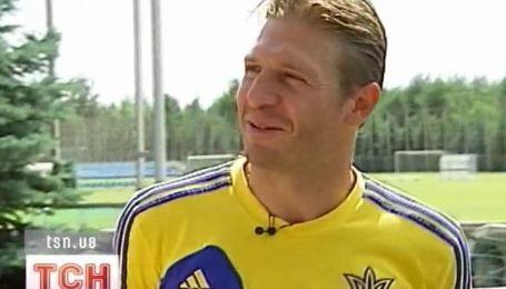 Андрей Воронин дал эксклюзивное интервью ТСН-Особливе