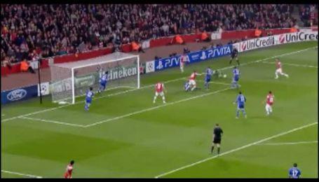 Арсенал - Шальке - 0:2. Обзор матча